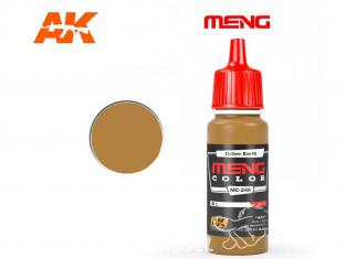 Meng Color peinture acrylique MC-248 Terre ocre 17ml