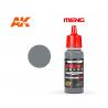 Meng Color peinture acrylique MC-295 Gris clair Admiralty 507C 17ml