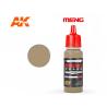 Meng Color peinture acrylique MC-296 Bois pont 17ml