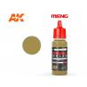 Meng Color peinture acrylique MC-299 Jaune Intérieur 17ml