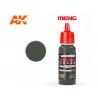 Meng Color peinture acrylique MC-303 Vert clair FS34102 Camouflage Asie SudEst 17ml