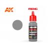 Meng Color peinture acrylique MC-502 Argent 17ml