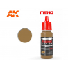 Meng Color peinture acrylique MC-503 Laiton 17ml