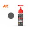 Meng Color peinture acrylique MC-505 Gun métal 17ml