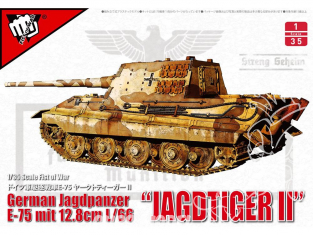 Modelcollect maquette militaire 35003 Char moyen allemand E-50 Panther III 1/35
