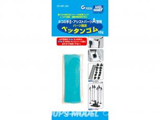 Mr Hobby GT46P MR.PARTS Adhesif DE FIXATION POUR GT-34 et Gt-88