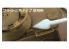 Mr Hobby accessoire maquette GT96 M. COTON SWAB Cotons tiges ronds et pointus 25 x 2