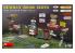 Mini Art maquette militaire 35602 PANNEAUX DE ROUTE ALLEMANDS WW2 (EASTERN FRONT SET 1) 1/35