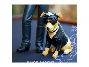 American Diorama figurine AD-77713 Chien - Hersey 1/12