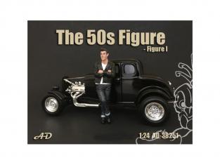 American Diorama figurine AD-38251 Figurine Style 50s I 1/24