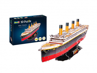 Revell puzzle 3D 00170 RMS Titanic