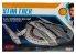 Polar Lights maquette 967 Star Trek U.S.S SHENZHOU 1/2500