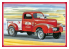 "AMT maquette voiture 1145 1940 Willys ""Coca-Cola"" Gasser Pickup 1/25"