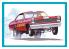 AMT maquette voiture 1151 Dyno Don Nicholson's 1967 Mercury Cyclone Eliminator II A/FX Funny Car 1/25
