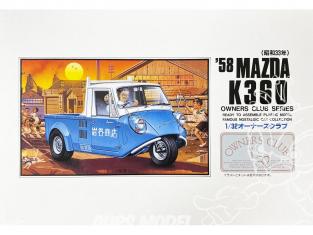 Arii maquette voiture 41017 Mazda K360 1958 1/32