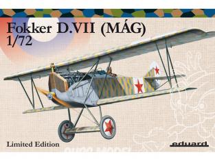 EDUARD maquette avion 2128 Fokker D.VII (MAG) Edition Limitée 1/72