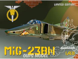 EDUARD maquette avion 11132 MiG-23BN Edition Limitee 1/48