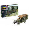 Revell maquette militaire 03285 Model T 1917 Ambulance 1/35