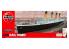 Airfix maquette bateau A50146A R.M.S. Titanic Gift Set 1:400