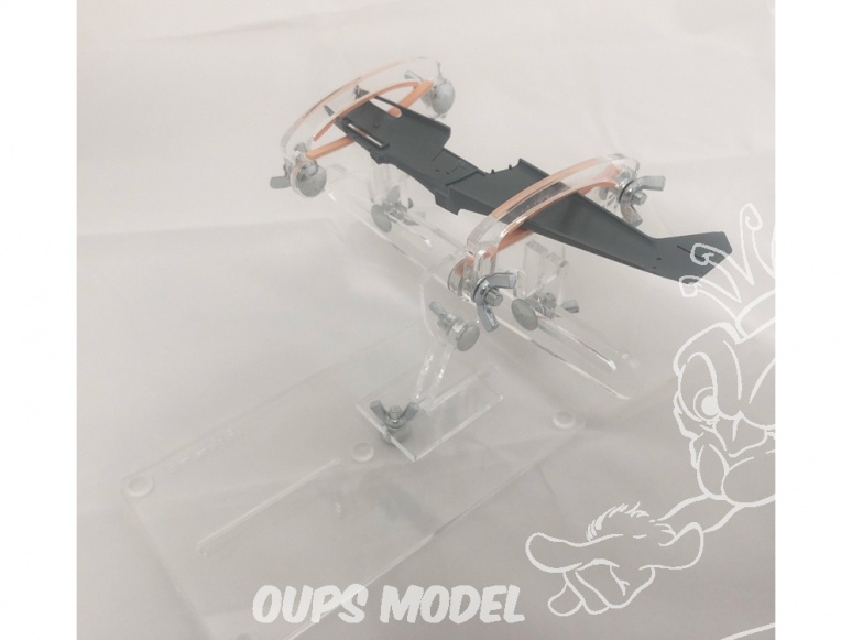 Vertigo VMP020 Ensemble de montage avec base pour avions
