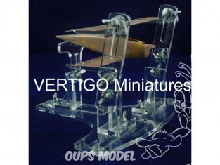 Vertigo VMP002 Ensemble de montage Basic bi pour avions jusqu'au 1/48