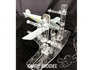Vertigo VMP008 Ensemble de montage EVO Bi pour avions 1/48 1/32 1/24