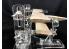 Vertigo VMP006 Ensemble de montage EVO Bi pour avions jusqu'au 1/48