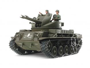 TAMIYA maquette militaire 35161 M42 Duster 1/35