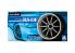 """Aoshima maquette voiture 53287 Jantes AdvanRacing RS-DS 19"""" et pneus 1/24"""