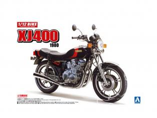 Aoshima maquette moto 53331 Yamaha XJ400 1980 1/12