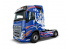 Italeri maquette camion 3942 VOLVO FH4 Globetrotter Toit Moyen 1/24
