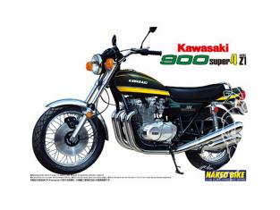 Aoshima maquette moto 40980 Kawasaki Super4 Z1 1/12