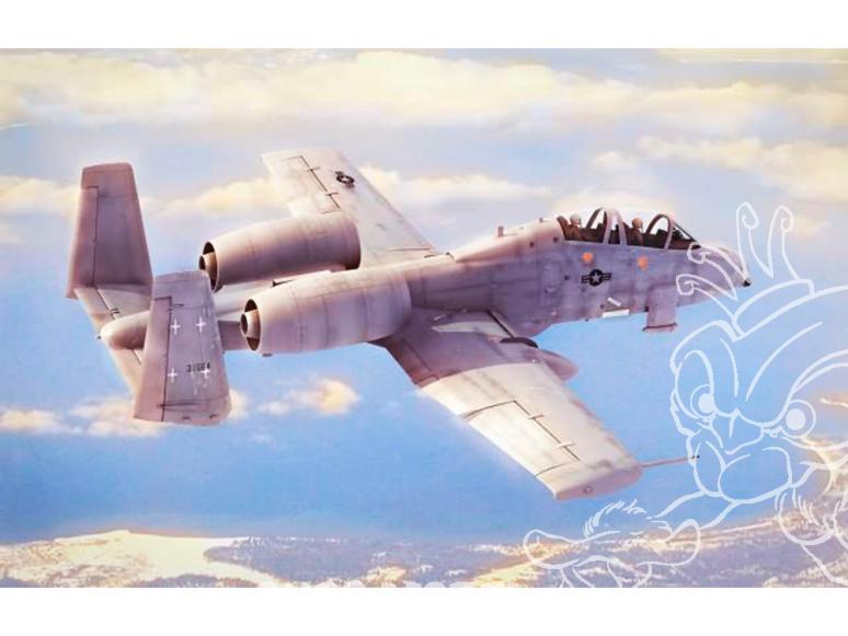 """Hobby Boss maquette avion 80324 A-10A """"THUNDERBOLT"""" II 1/48"""