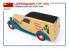 Mini Art maquette militaire 38035 VANS TYPE 170V VOITURE DE LIVRAISON DE BIERE ALLEMANDE 1/35