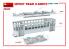 Mini Art maquette militaires 38020 TRAM SOVIETIQUE X-SERIES Type précoce 1/35