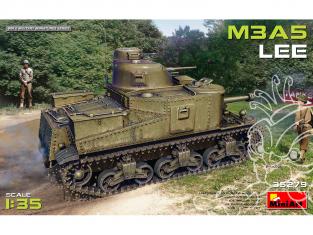 Mini Art maquette militaire 35279 M3A5 LEE 1/35