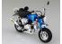 Aoshima maquette moto 52204 Honda Monkey Z50J-I Pièces Takegawa 1/12