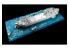 Hobby Fan accessoire bateau HF094 BASE DE VAGUES pour US NAVY LST 1/350