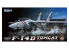 Great Wall Hobby maquette avion L7203 F-14D Tomcat 1/72