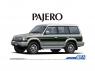 Aoshima maquette voiture 57100 Mitsubishi Pajero V43W Super Exceed 1991 1/24