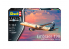 "Revell maquette model set avion 03883 Embraer 190 Lufthansa ""New Livery"" 1/144"