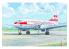 Roden maquette avion 334 Convair CV-340 1/144