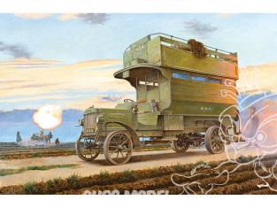 "Roden maquette militaire 732 Type B Omnibus ""Ole Bill"" 1/72"