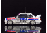 Beemax maquette voiture B24019 BMW M3 E30 1992 Sport Evo II Fina et Jagemeister 2in1 1/24