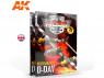 Ak interactive Magazine Aces High AK2933 N°16 Normandie D-Day en Anglais