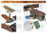 Ak Interactive livre Learning Series 9 AK256 Guide Ultime Comment faire des Batiments de Dioramas en Anglais