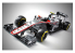Ebbro maquette voiture 013 McLaren Honda MP4-30 2015 début de saison 1/20