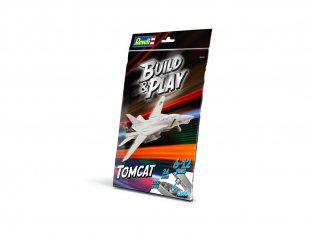 Revell maquette enfant 06450 Build & Play F-14 Tomcat 1/100
