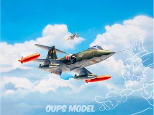 Revell maquette avion 03879 F-104 G Starfighter RNAF/BAF 1/72