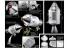 Dragon espace 11007 Apollo 11 CSM 1/48